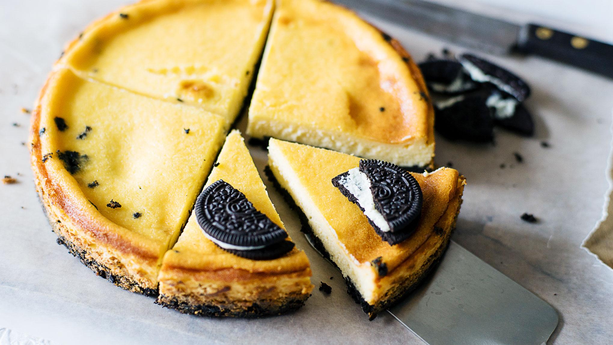 ケーキ オレオ チーズ